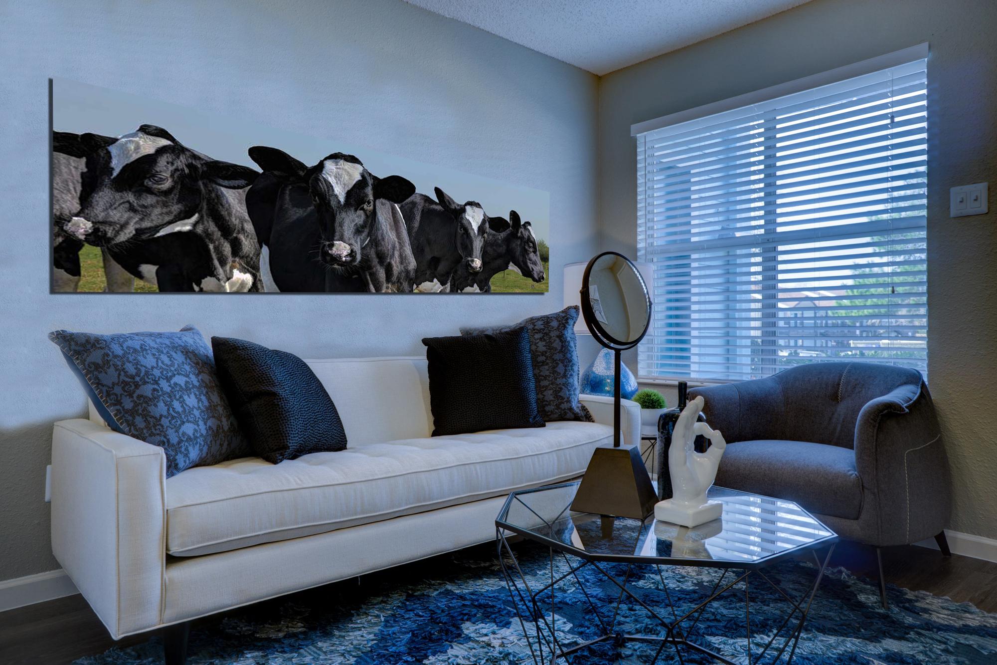 Koeien in de Huiskamer 1