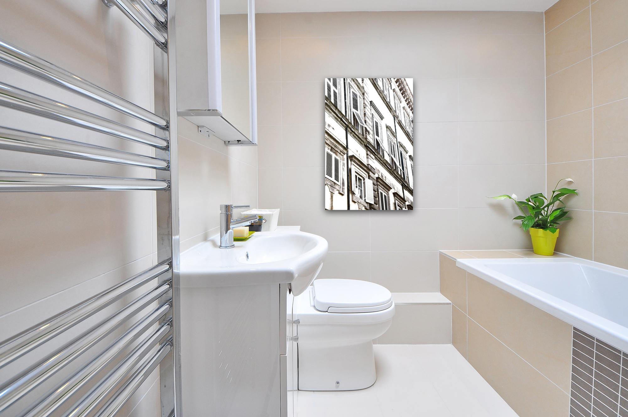 Italiaanse gevel 1 hjk art - Italiaanse badkamer ...