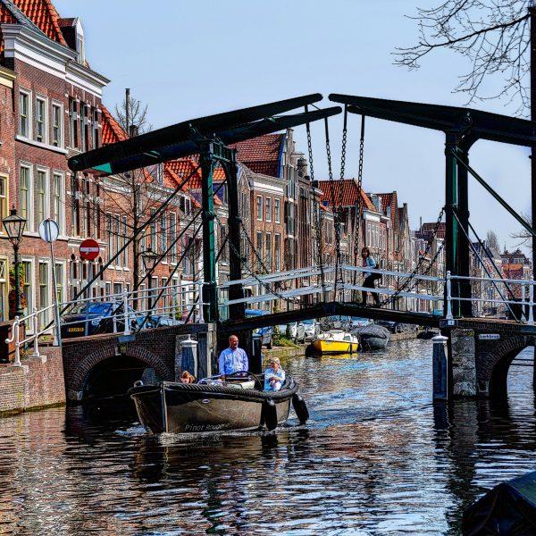 Kerkbrug Leiden